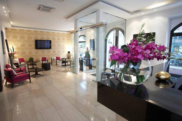 Design Merrion Hotel - фото 17