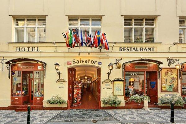 Hotel Salvator - фото 21