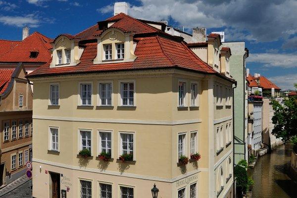 Hotel Certovka - фото 21