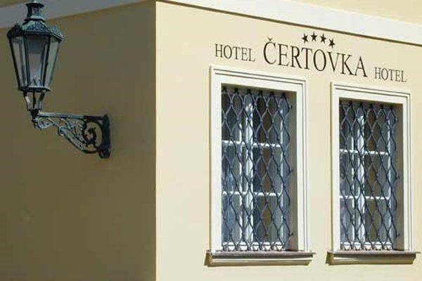 Hotel Certovka - фото 9