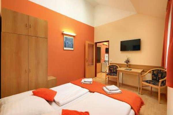 Отель Residence Tabor - фото 23