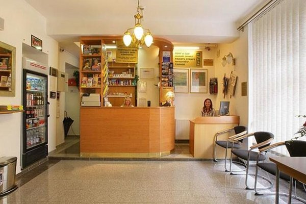 Отель Residence Tabor - фото 17