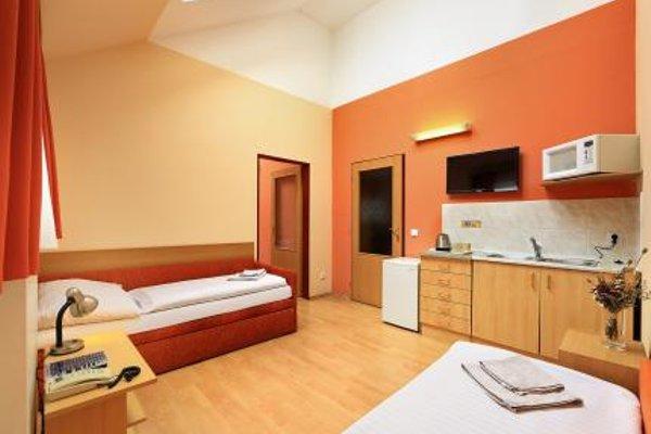 Отель Residence Tabor - фото 4