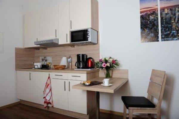 Das Falk Apartmenthaus - фото 19