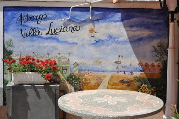 Albergo Villa Luciana - фото 16
