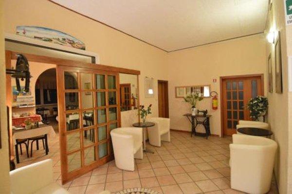 Albergo Villa Luciana - фото 9