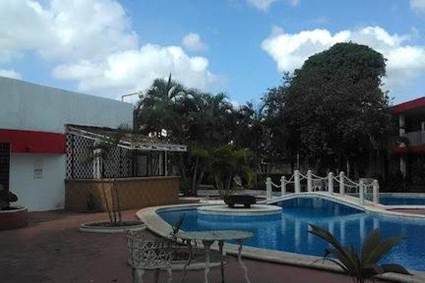 Hotel Posada Maya - фото 10