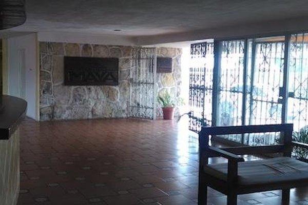 Hotel Posada Maya - фото 3