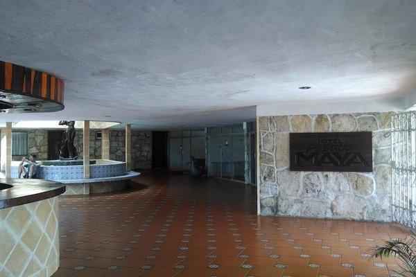 Hotel Posada Maya - фото 5