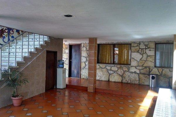 Hotel Posada Maya - фото 6