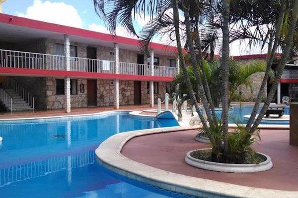 Hotel Posada Maya - фото 9