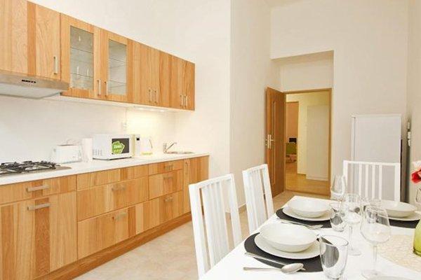 Budget Rehorova Apartments - фото 26
