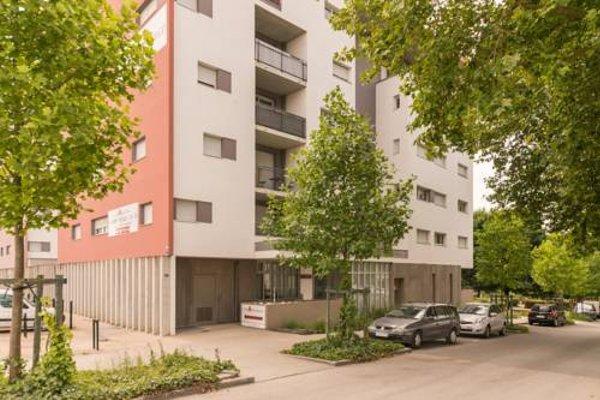 City Residence Nantes La Chantrerie - 16