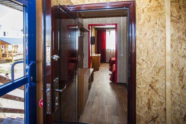 Отель Байкальская Солянка - фото 11