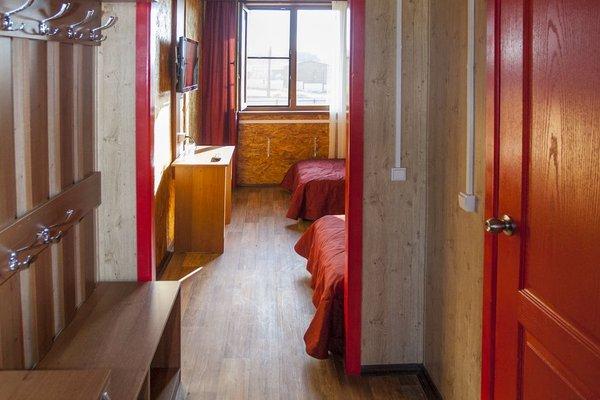 Отель Байкальская Солянка - фото 13