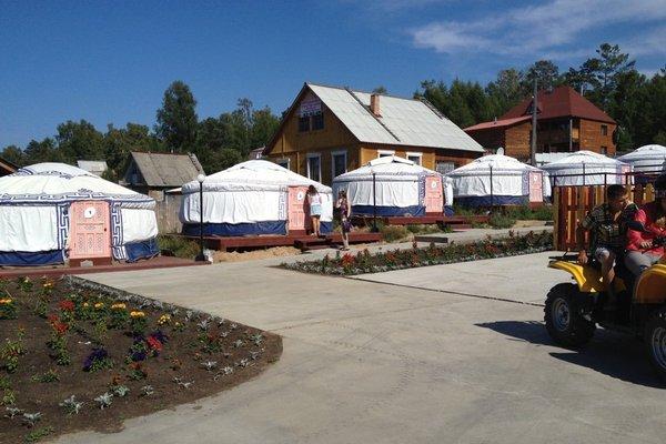 Отель Байкальская Солянка - фото 21