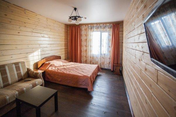 Отель Байкальская Солянка - фото 4