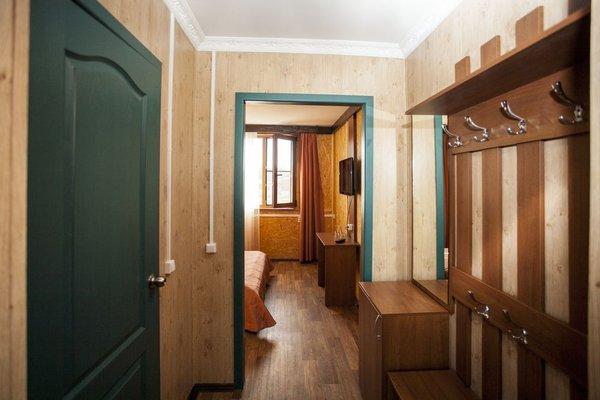 Отель Байкальская Солянка - фото 7