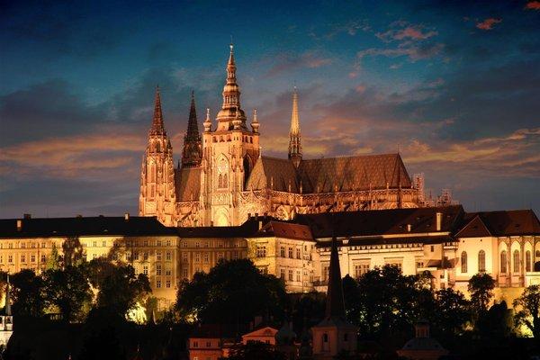 Отель OREA Pyramida Prague Castle - фото 23