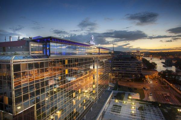Hilton Prague Hotel - фото 33