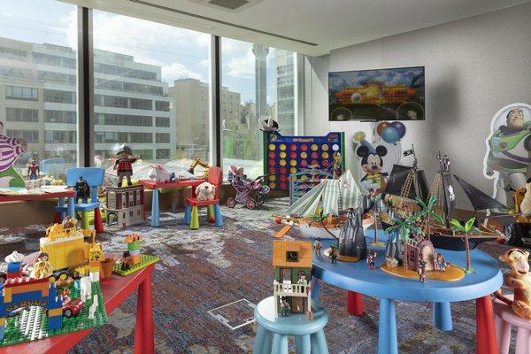 Hilton Prague Hotel - фото 19