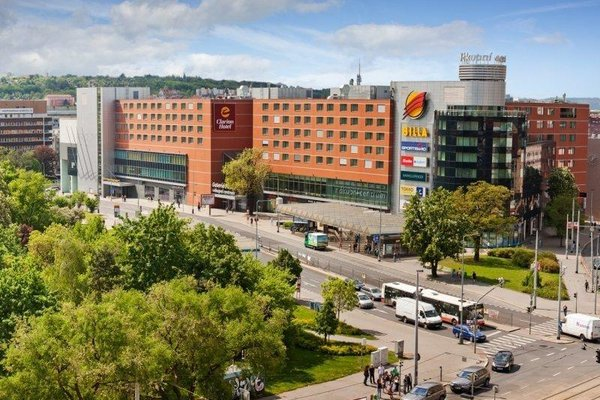 Clarion Congress Hotel Prague - фото 23