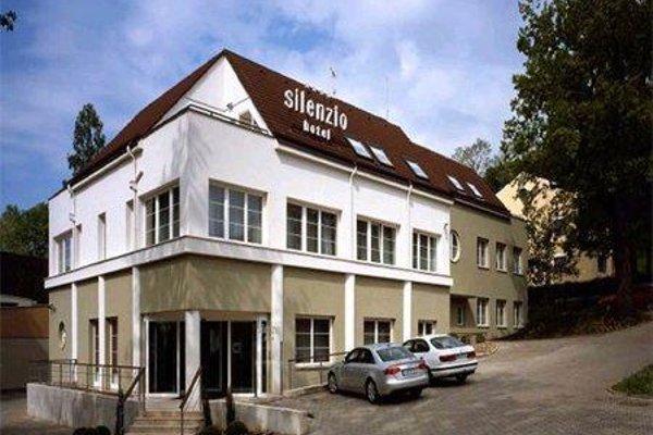 Отель Silenzio - фото 22