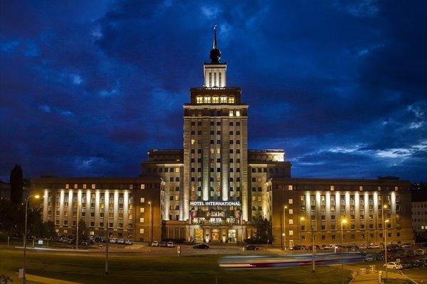 Отель International Prague - 21
