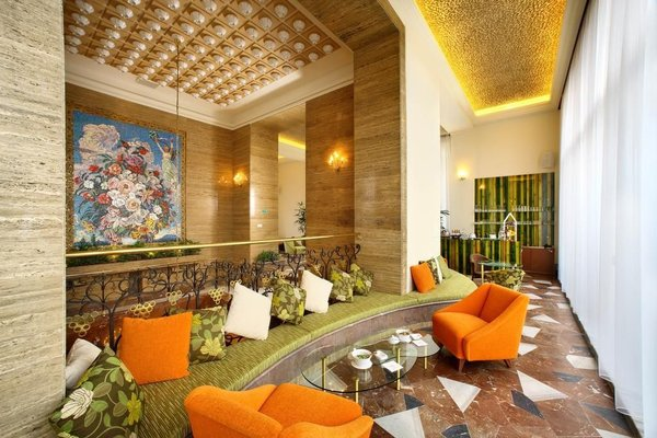 Отель International Prague - 5