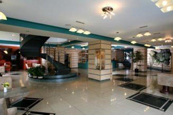 Отель Golf - фото 18
