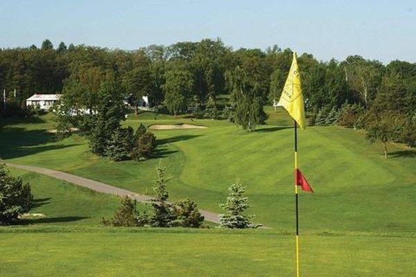 Отель Golf - фото 20