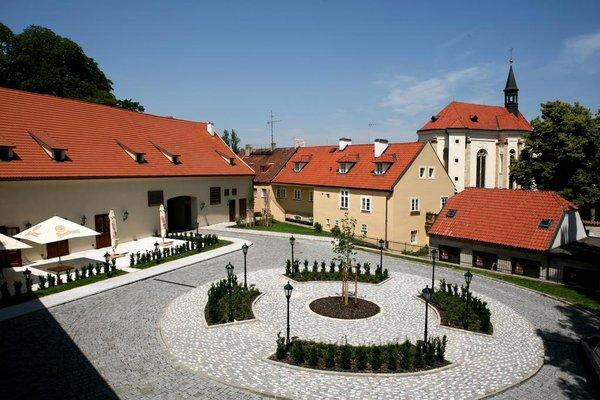 Lindner Hotel Prague Castle - фото 20