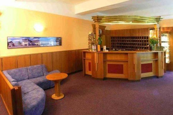 Отель Astra - фото 17