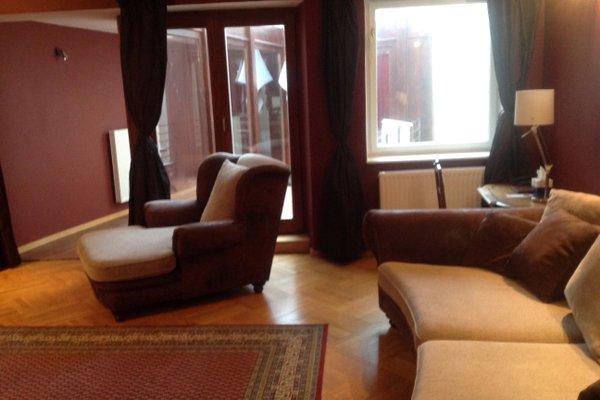 Small Luxury Palace Residence - фото 10