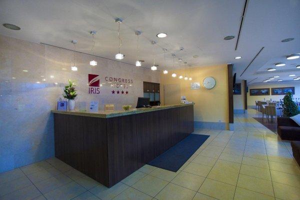 Отель Iris Hotel Eden - фото 22
