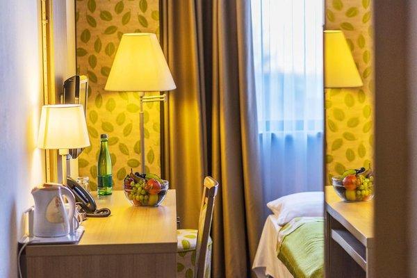 Отель Iris Hotel Eden - фото 5