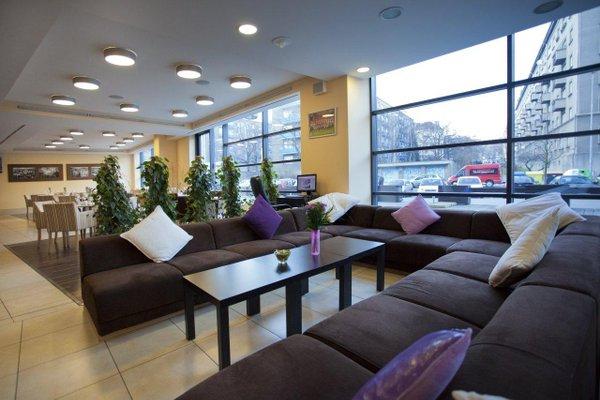 Отель Iris Hotel Eden - фото 9