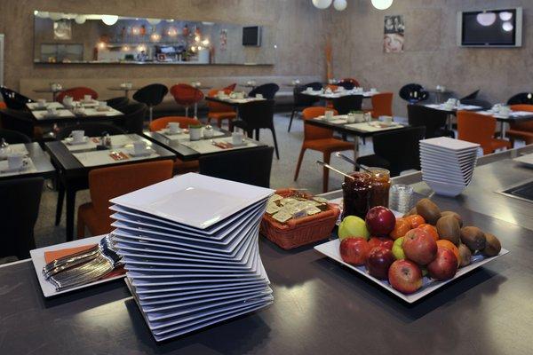Design Metropol Hotel Prague - фото 10