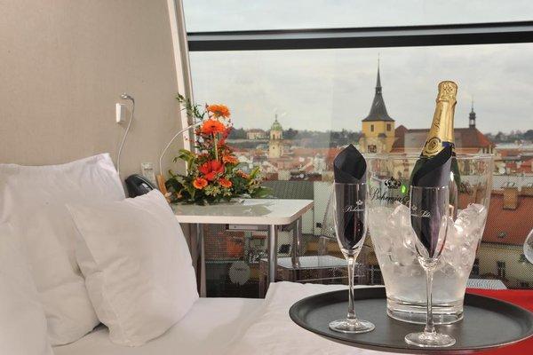 Design Metropol Hotel Prague - фото 15