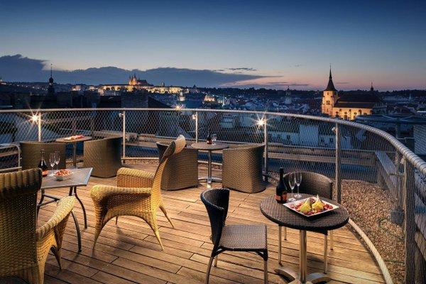 Design Metropol Hotel Prague - фото 21