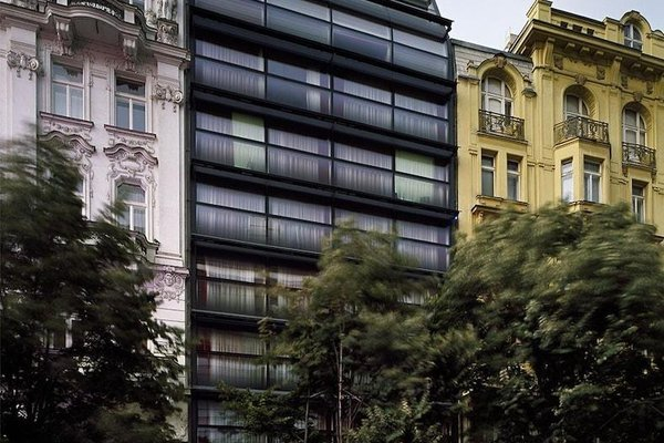 Design Metropol Hotel Prague - фото 22