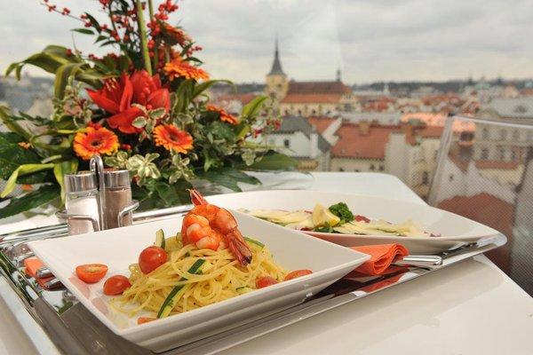 Design Metropol Hotel Prague - фото 9