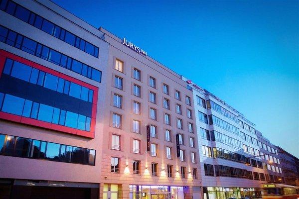Отель Jurys Inn Prague - фото 22