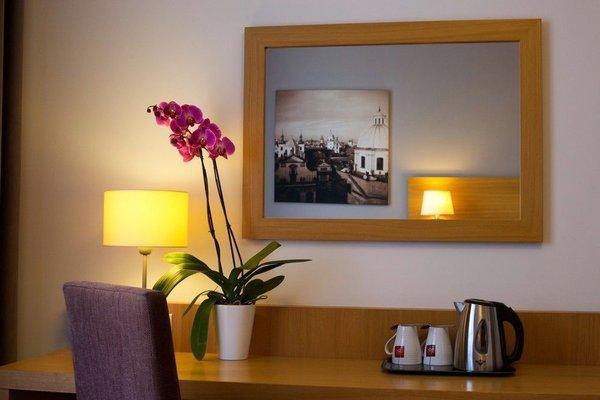 Отель Jurys Inn Prague - фото 7