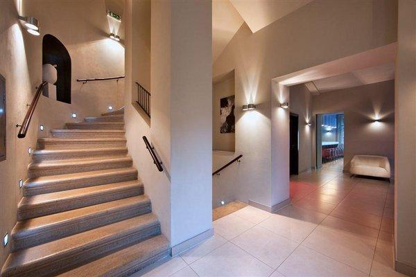 Red & Blue Design Hotel Prague - фото 19