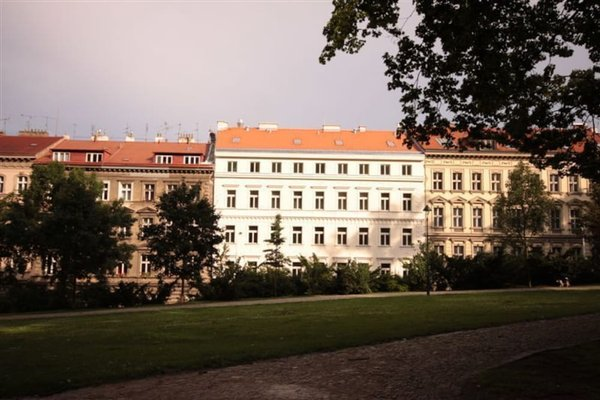 Red & Blue Design Hotel Prague - фото 22