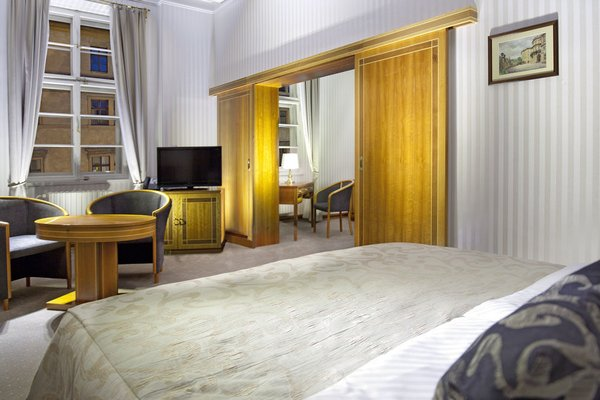 Hotel Pod Vezi - фото 31