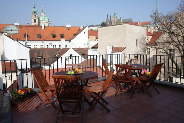 Hotel Pod Vezi - фото 19