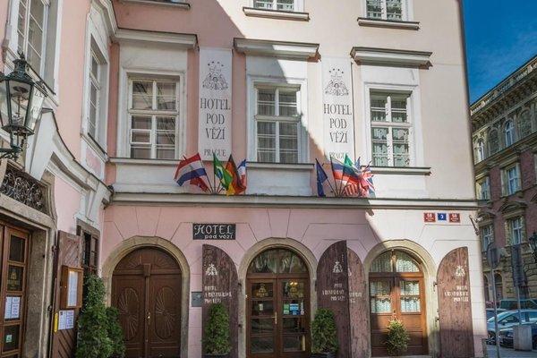 Hotel Pod Vezi - фото 20