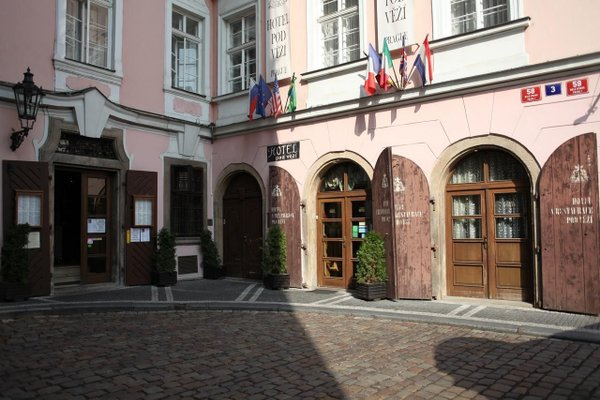 Hotel Pod Vezi - фото 21